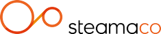 Steama Co logo